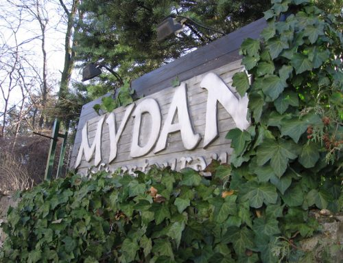 Kafe – Restoran Mydan