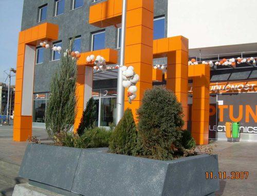 Zgrada Neptun Novi Beograd